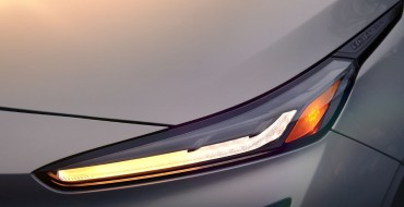 2022 Chevy Bolt EUV Lights Up Night With Signature Design