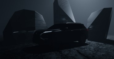 Mitsubishi Gives Sneak Peek of New 2022 Outlander