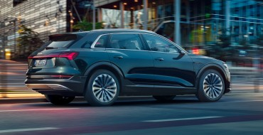 New Zealand Government Goes All In on Audi e-tron