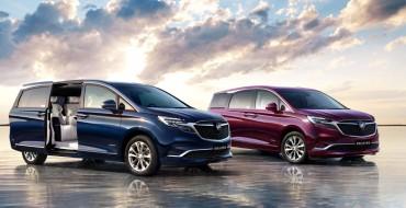 Buick GL8 Brings Advanced V2X Tech to China