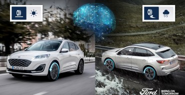 Ford Kuga Intelligent AWD Uses Artificial Intelligence
