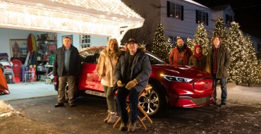 Griswold Family Returns for Mustang Mach-E Ad