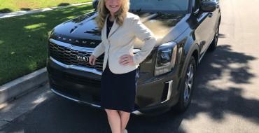 Kia's Julie Kurcz Named a Leading Woman in Auto Industry