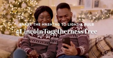 Lincoln Invites You to Turn on Its Togetherness Tree