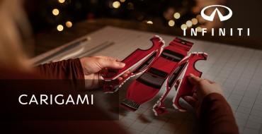 Infiniti Canada Releases QX55 Carigami Model