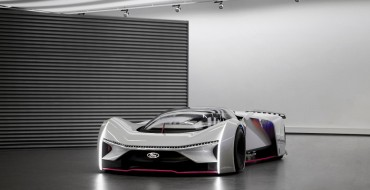 Ford Reveals Real-World Team Fordzilla P1 Race Car