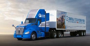 Toyota's Next-Gen Fuel Cell Truck Hits LA Roads