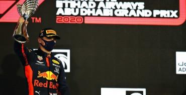 Unremarkable Abu Dhabi GP Closes Remarkable 2020 F1 Season