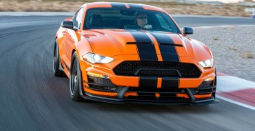 New Carroll Shelby Signature Series Mustang Gets 825 HP