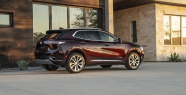 Autotrader Names 2021 Buick Envision to Best Interiors List