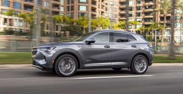 2021 Buick Envision Overview