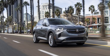 2021 Buick Envision and Chevy Equinox Named Best Family Cars