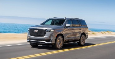 2021 Cadillac Escalade Named One of the Best Looking SUVs