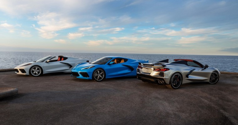 Chevy Corvette Was the Fastest-Selling New Car in February