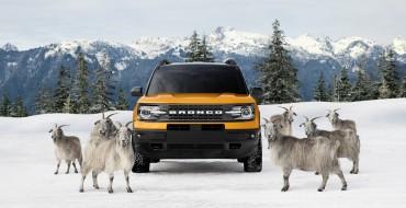 2021 Ford Bronco Sport Named Coolest Car Under $30K
