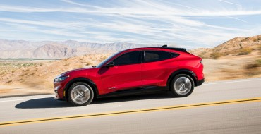Ford Mustang Mach-E Sales Surge in U.S., Norway