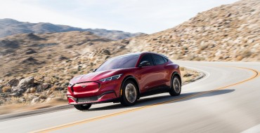 Ford Electrified Vehicle Sales Reach Record High in First Half of 2021