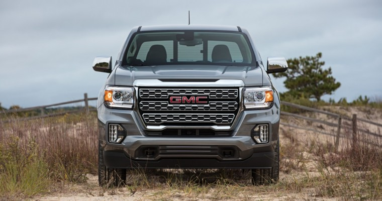 GMC Canyon Ranks As One of the Cheapest Vehicles to Insure