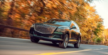 2 Genesis Vehicles Earn Good Housekeeping Family Car Awards