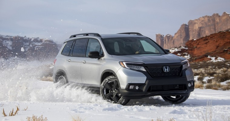 Honda 2020 Sales End on a Strong Note