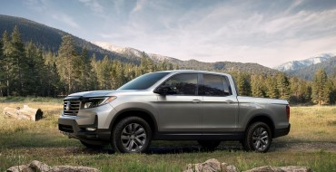 2021 Honda Ridgeline Pricing Starts at $36,490