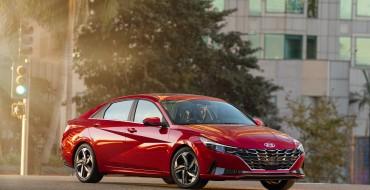 2021 Hyundai Elantra Overview