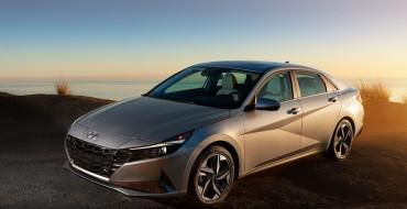 Hyundai Elantra Crowned 2021 North American Car of the Year