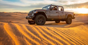2021 Jeep Gladiator Earns Repeat Truck of the Year Title