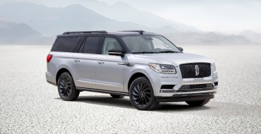 Lincoln Offering New Black Label Special Edition for 2021 Navigator
