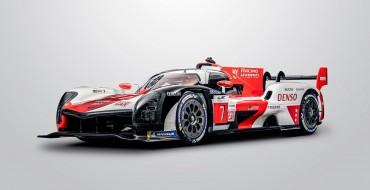 Toyota Unveils GR010 Hybrid Le Mans Hypercar
