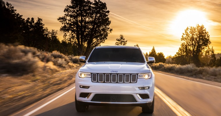 2021 Jeep Grand Cherokee Overview