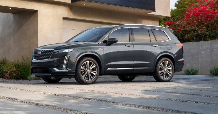 Differences Between the 2021 Cadillac XT5 and 2021 Cadillac XT6
