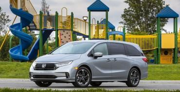 2022 Honda Odyssey Goes On Sale, Starts at $32,090