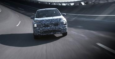 2022 Mitsubishi Outlander Endures Final Testing in New Video