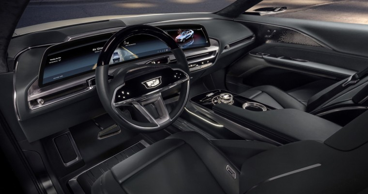 Cadillac Teams up with Rightpoint and Territory Studio for Infotainment Tech