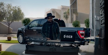 D-Nice Turns 2021 Ford F-150 into Club Quarantine