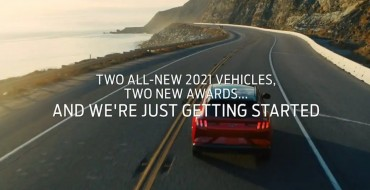 F-150, Mustang Mach-E Win North American Truck, Utility of the Year