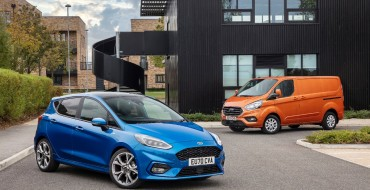 Ford Fiesta is Top-Selling Vehicle in Britain for 2020