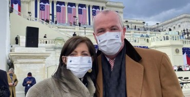 Ford Made Customized Masks for Biden, Harris Inauguration