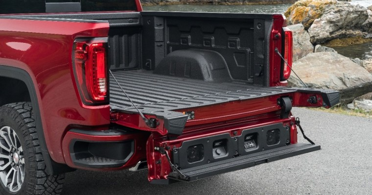 MultiPro Tailgate Expands to More GMC Sierra 1500 Trims