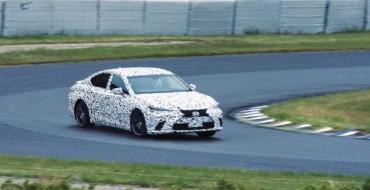 Lexus reveals DIRECT4 Electrification Technology