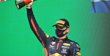 Honda F1 Chief Targets Title Victory in 2021