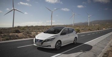 5-Year Cost to Own Awards Go to Nissan LEAF and Armada