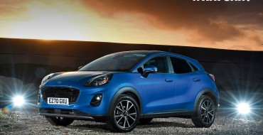 Ford Puma Wins 2021 What Car? Car of the Year