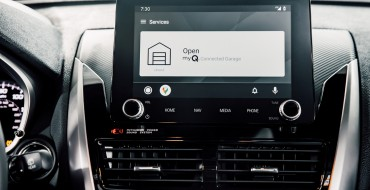 Mitsubishi Will Offer myQ Connected Garage Technology