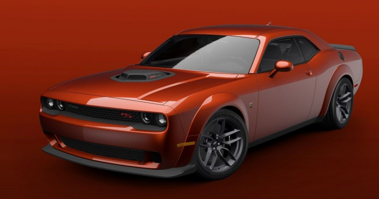 2021 Challenger Named a Cheap Car With Lots of Horsepower