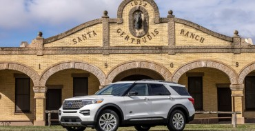 [Photos] 2021 Ford Explorer Adds King Ranch Trim