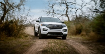 Ford Explorer Earns 2021 IIHS Top Safety Pick+
