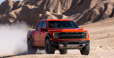 2021 Ford F-150 Raptor Puts Out 450 Horsepower