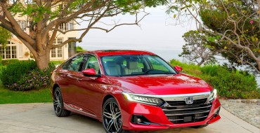 Six Honda Cars Get IIHS Top Safety Pick Ratings
